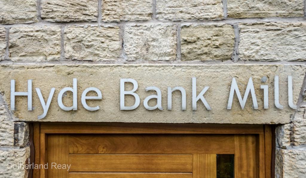 Hyde Bank Mill