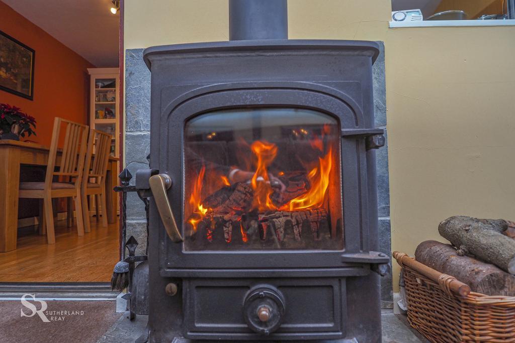 Sitting Room Multi Fuel Burner